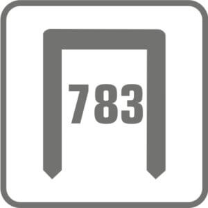 grapa ref. 783