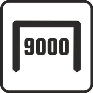 grapas ref. 9000